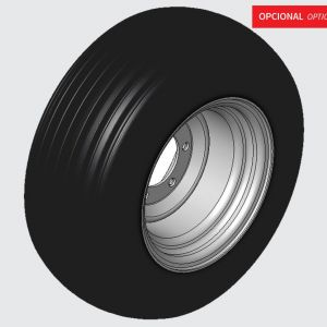 Tyre 11L-15 (DCF-CO 3000 and 6000). Standard (DCF-CO 8000)