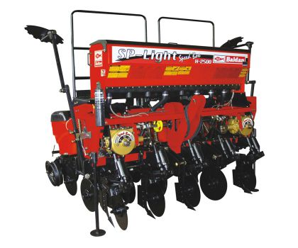 SP Light - Precision Hydraulic Seeder