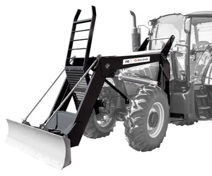 PDC - Agricultural Front Planers for Case