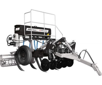ASDA Multi - Plow Subsoiler With Automatic Shank