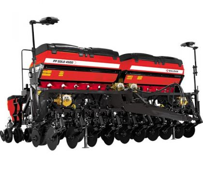 PP SOLO Speed Box - Precision Row Crop Planter