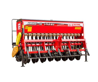 SHBE-H - Mounted Seed Drill Baldan Special