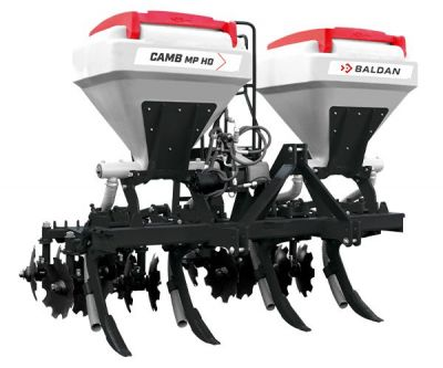 CAMB-MP HD - Multiple Subsoiler, Fertilizer and Cultivator