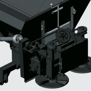 Transmission system by belts DCFc 3000 and 6000