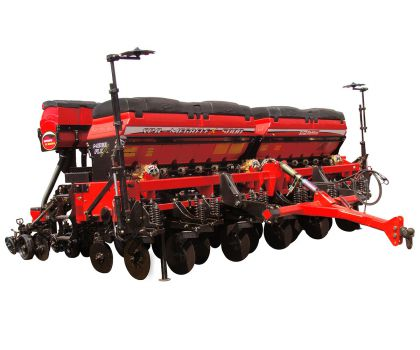 SPA Mega Flex 3rd Seed Box - Precision Seed Drill