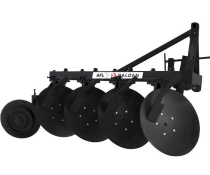 AFL - Mounted Disc Plough  (Light)