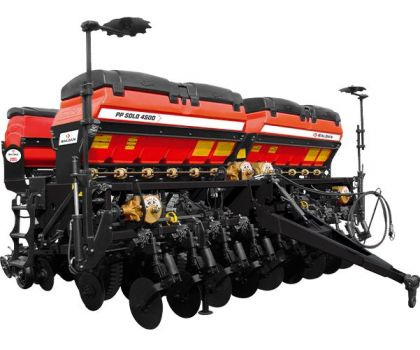 PP SOLO Speed Box 3rd Seed Box - Precision Row Crop Planter