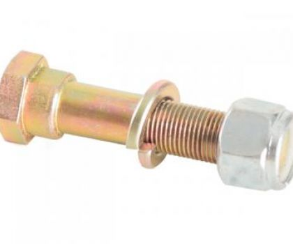 "Hexagon screw 5/8"" x 3"" 18F UNF 1A RP especial (bichromatic) Intermediate pressure washer 5/8"