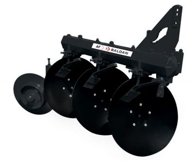 AF - Mounted Disc Plough