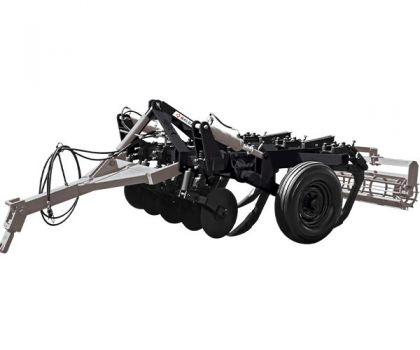 ASDA-MP - Chisel Plow with automatic enable / disable of rods - Flat Spring