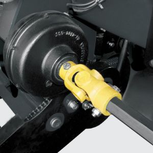 Electromagnetic gear system to section cut and Handling.