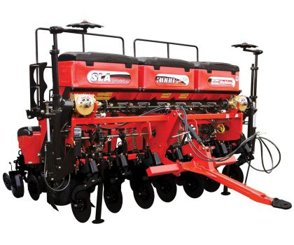 SLA Precision - Row Crop Planter