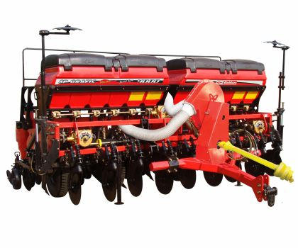 SP Grafic Flex Air - Pantographic Planter With Flex System