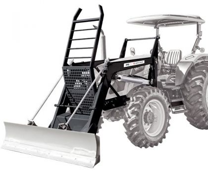 PDV - Agricultural Front Planers for Valmet Valtra Tractors
