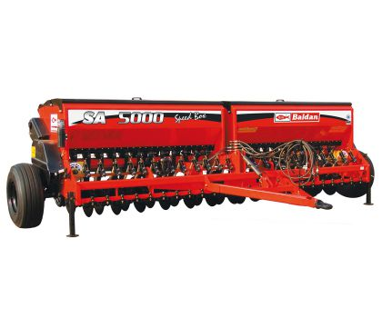 SA – Dragging Seeder
