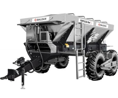 FERTILIZA - Fertilizer Spreader with Precision Agriculture