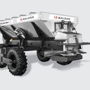 Fertilizer Spreader with Precision Agricultere