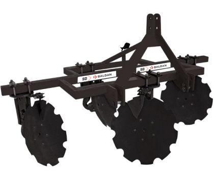 SD - Hydraulic Disc Furrower