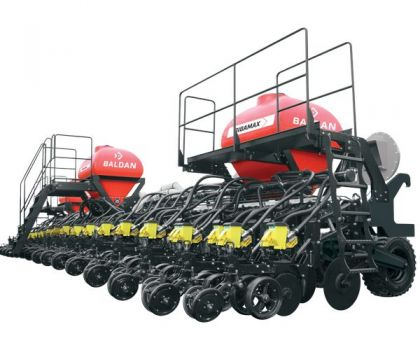 GIGAMAX - Precision Row Crop Planter