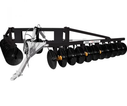 TACR - 14 to 22 discs - Remote Control Terracing Plough