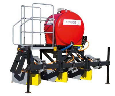 FC 600 - Fast Clean - Herbicide Applicator