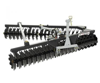 SP - Drag Type Offset Leveling Disc Harrow with Hydraulic Opening